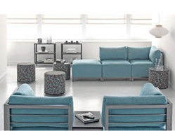 Modern style of interiors