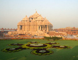 Akshardham Temple in India